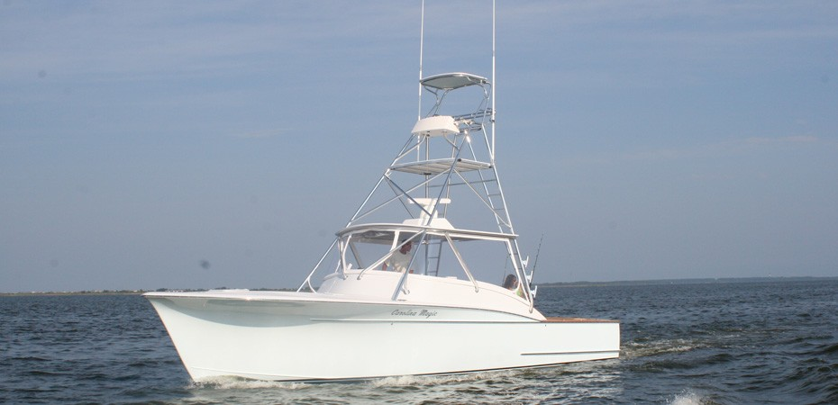 sport fishing boat manufacturers