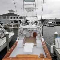 39 foot Express Sportfishing Boat
