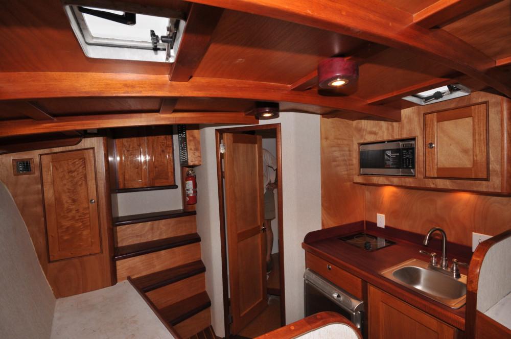 Exceptional Custom Boat Interiors