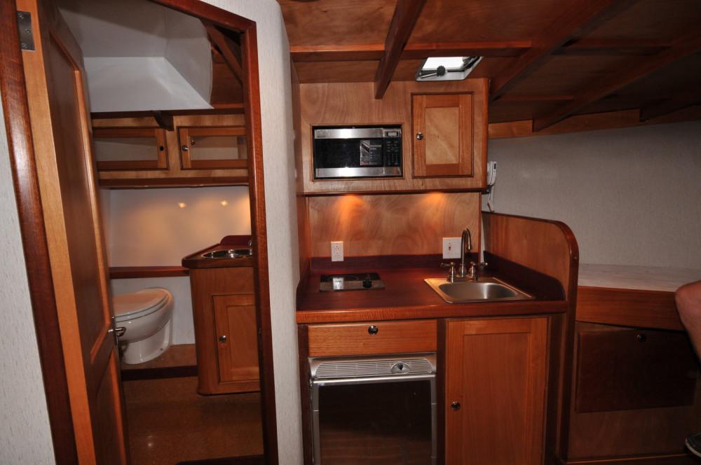 Custom Boat Interiors
