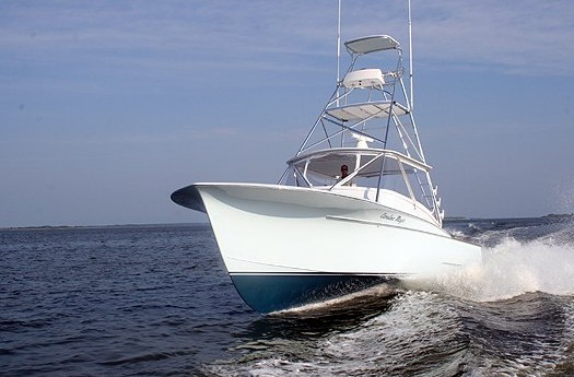 39′ – 41′ Custom Carolina Sportfishing Boats