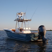 Center Console Sportfishing Boats