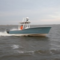 Outer Banks Center Console Sportfishing Boats