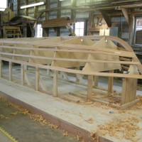 17.5 flats skiff construction 3