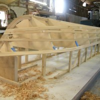 17.5 flats skiff construction 8