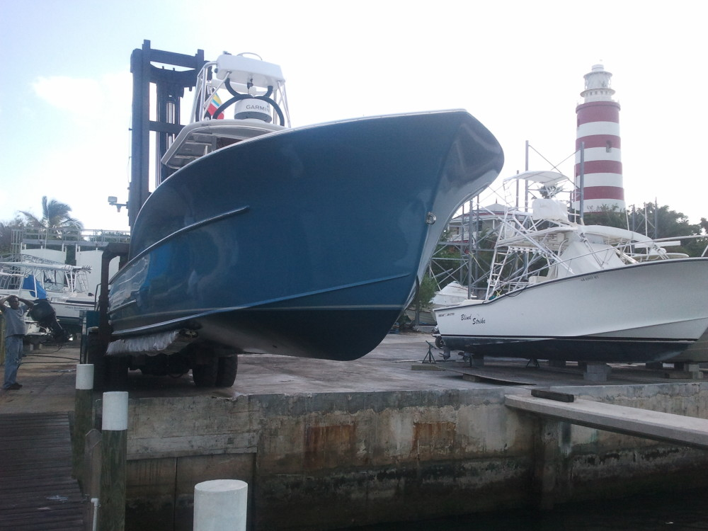 Sunnyside to Hopetown: Delivering a 28′ Custom Center Console to the Bahamas