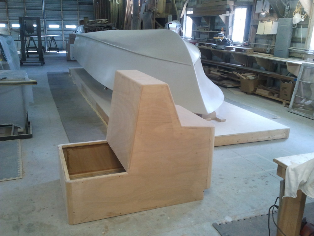 Building A 22 Center Console Carolina Style Boat