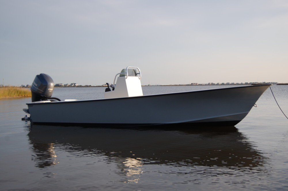 Sea Trials on Harrison Boatworks 22′ Center Console