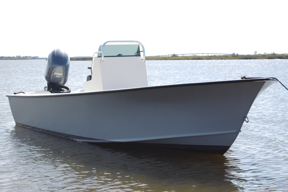 22′ – 24′ Custom Center Console Boats
