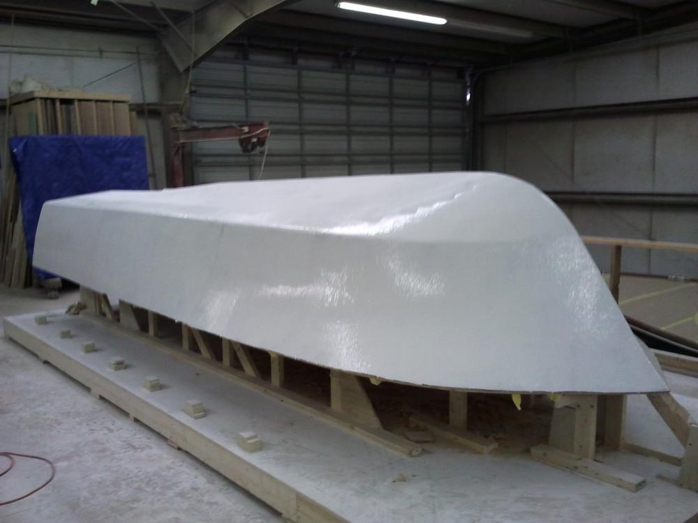 Harrison Boatworks 19' Tunnel Skiff