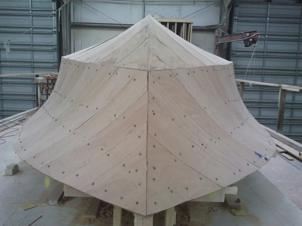 New Harrison Boatworks 19' Tunnel Skiff