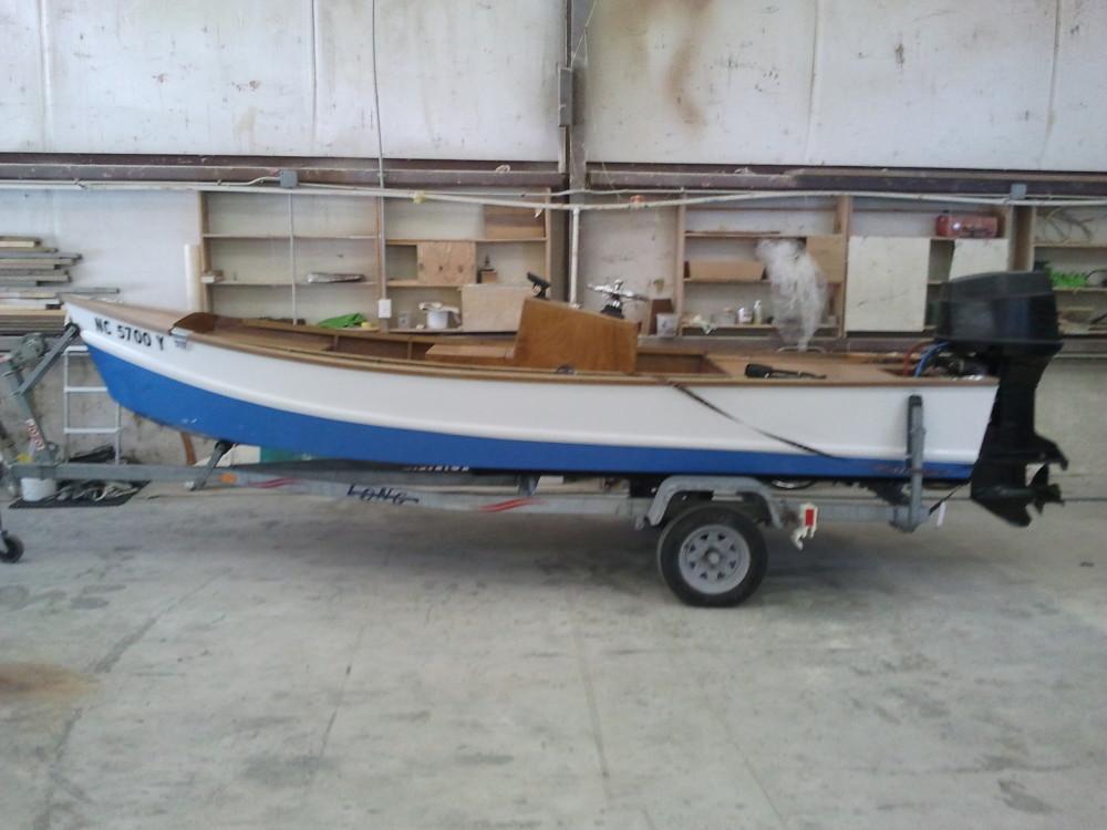 Carolina boat