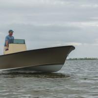 custom skiff